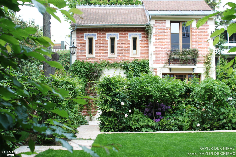 Un Jardin En Ville, Xavier De Chirac - Côté Maison à Un Jardin En Ville
