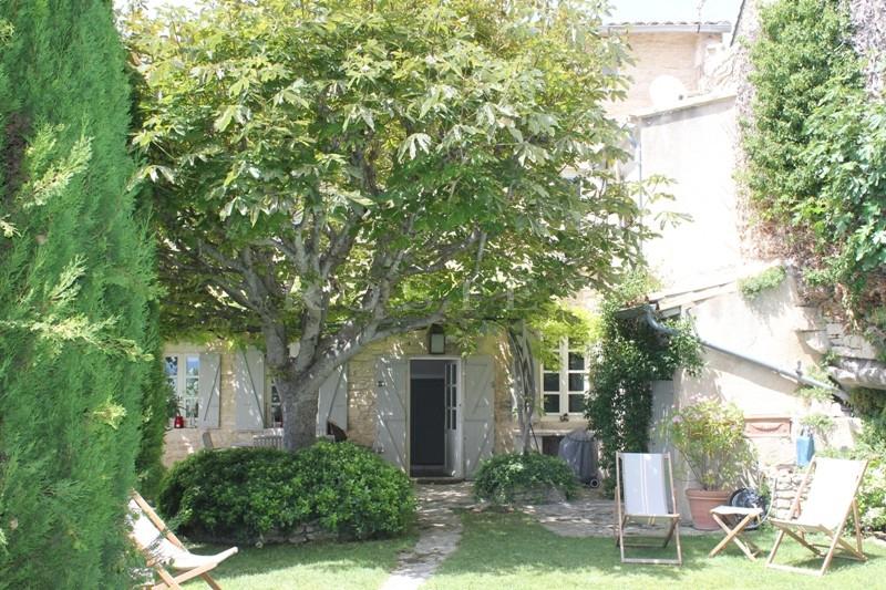 Ventes Luberon, À Vendre Maison Ancienne Avec Jardin Et pour Jardin De Provence