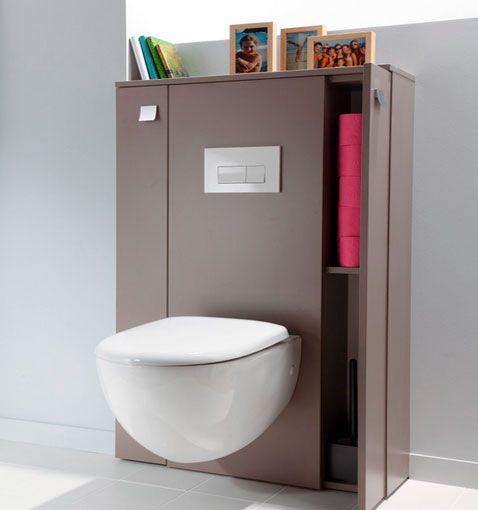 10 Couleurs Pour La Déco Des Toilettes | Décoration encequiconcerne Toilettes Suspendus