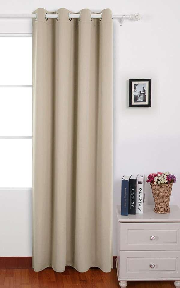 11 Solutions Pratiques Anti Bruit À La Maison | Rideaux intérieur Rideau Isolant Thermique Porte D Entrée