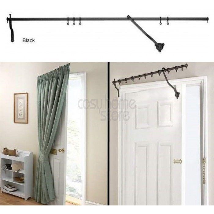13 Best Door Dressing And Curtain Solutions Images On dedans Rideau De Porte D Entrée Exterieure