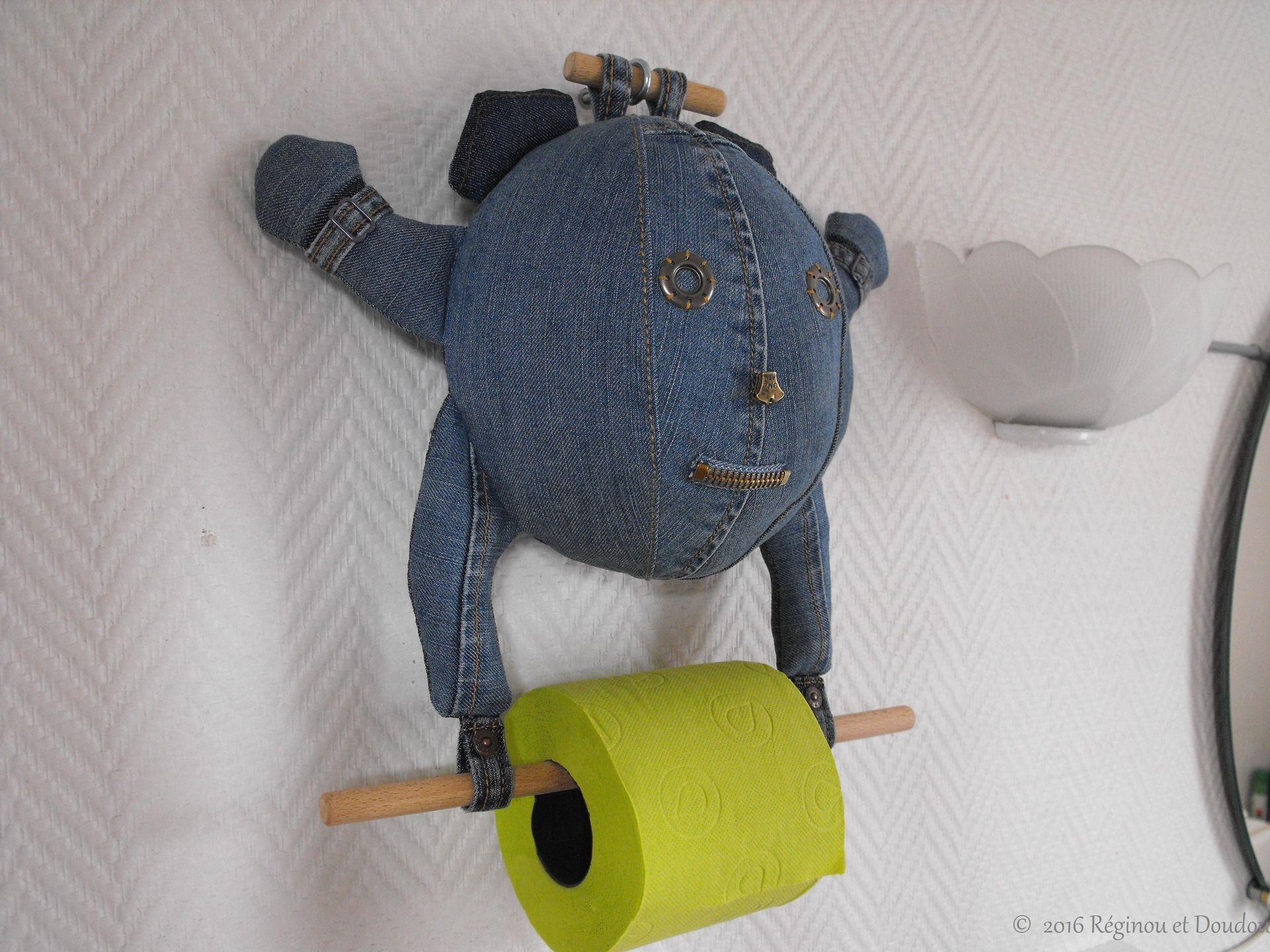 35 Idées De Distributeurs De Papier Toilette Esthétiques dedans Porte Papier Toilette Original