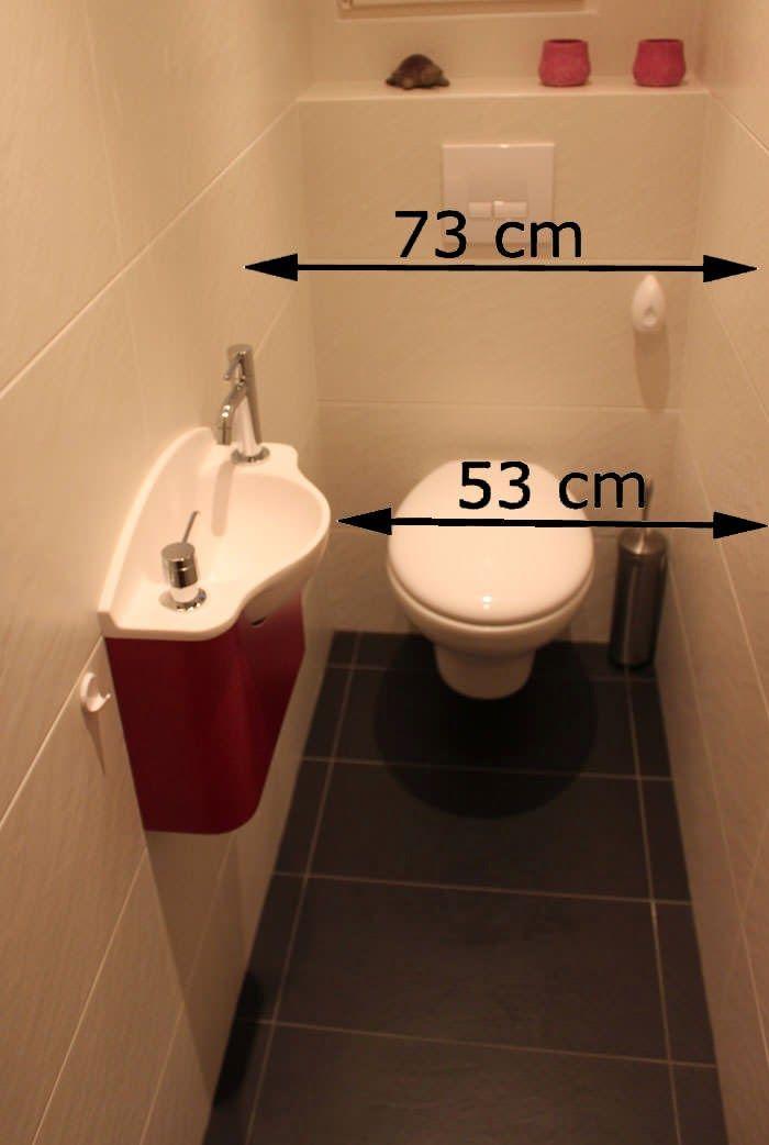 91 Best Small Downstairs Cloakroom Ideas Images On avec Toilette Suspendu Avec Lave Main