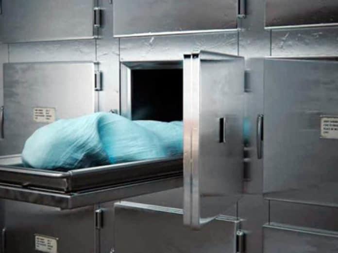 A Cause Du Covid-19, La Toilette Mortuaire Suspendue Au tout Toilette Mortuaire