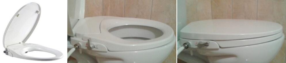 Abattant Japonais : Hygiènale Transforme Votre Wc En encequiconcerne Toilette Lavante