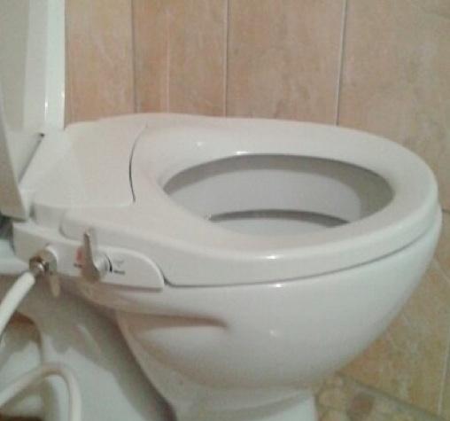 Abattant Japonais Lavant : Une Lunette Avec Double tout Toilette Lavante