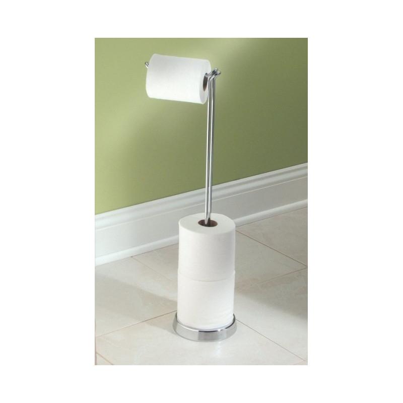 Acheter Porte Papier De Toilette Classico, Interdesign à Porte Papier Toilette Design