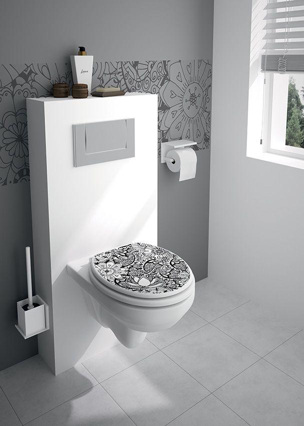 Allibert : Des Abattants De Toilettes Déco (Avec Images intérieur Placard De Toilette