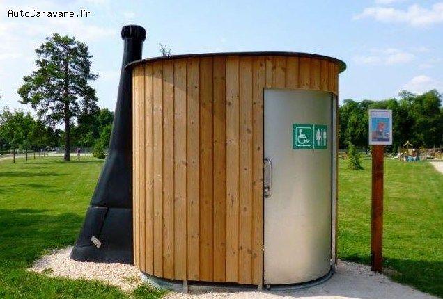 Alternatives Aux Toilettes Chimiques, Nautiques Et Sèches dedans Toilette Seche Camping Car
