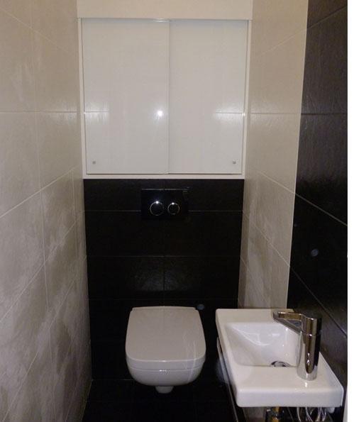 Amenagement Placard Wc dedans Placard Pour Toilette