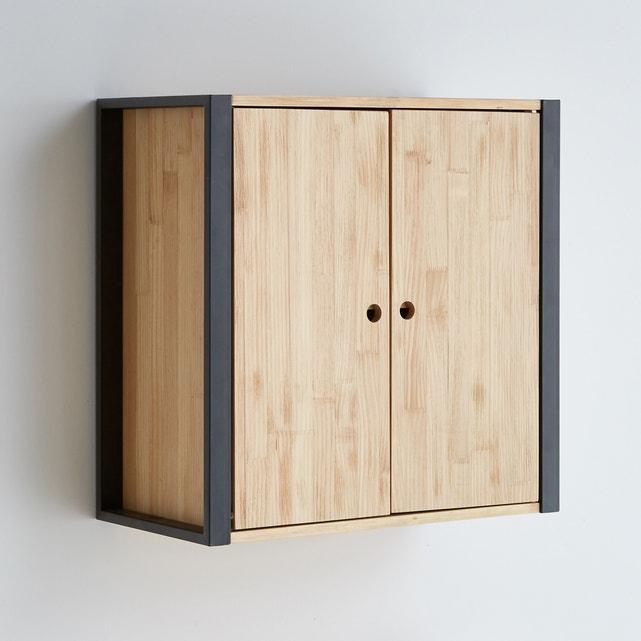 Armario Alto Para Baño, Hiba Natural La Redoute Interieurs tout Placard Toilette