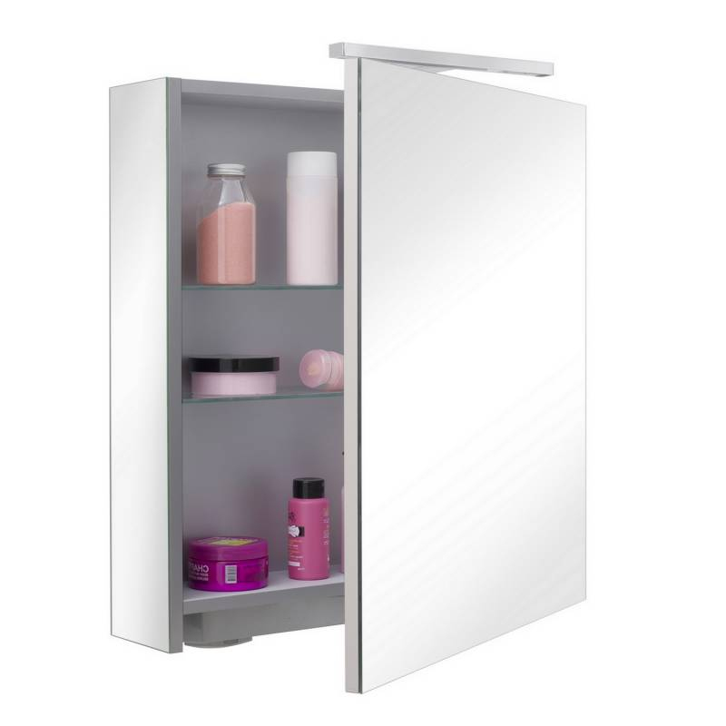 Armoire De Toilette Design - Armoire De Toilette Avec Miroir intérieur Placard De Toilette