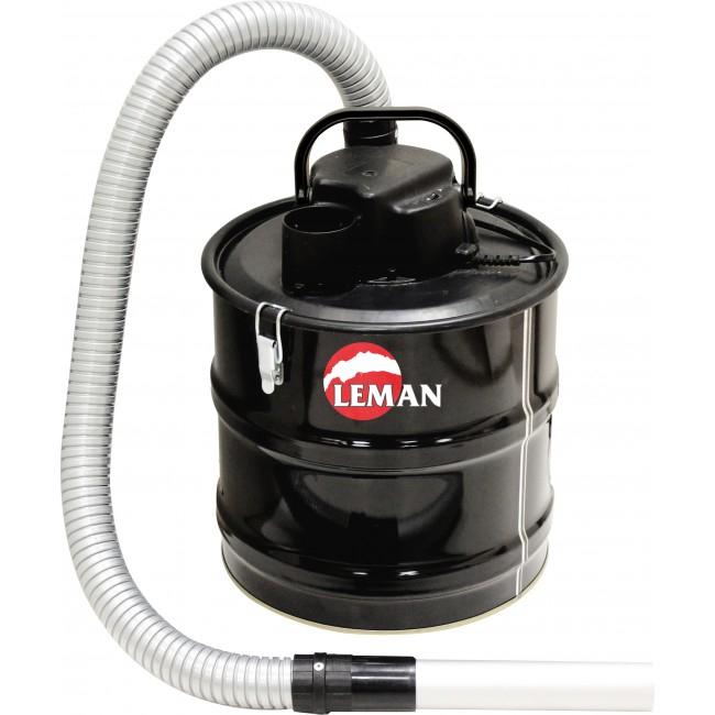 Aspirateur À Cendre 18L 800W Loasc180 Leman | Bricozor encequiconcerne Aspirateur Cendres Cheminée