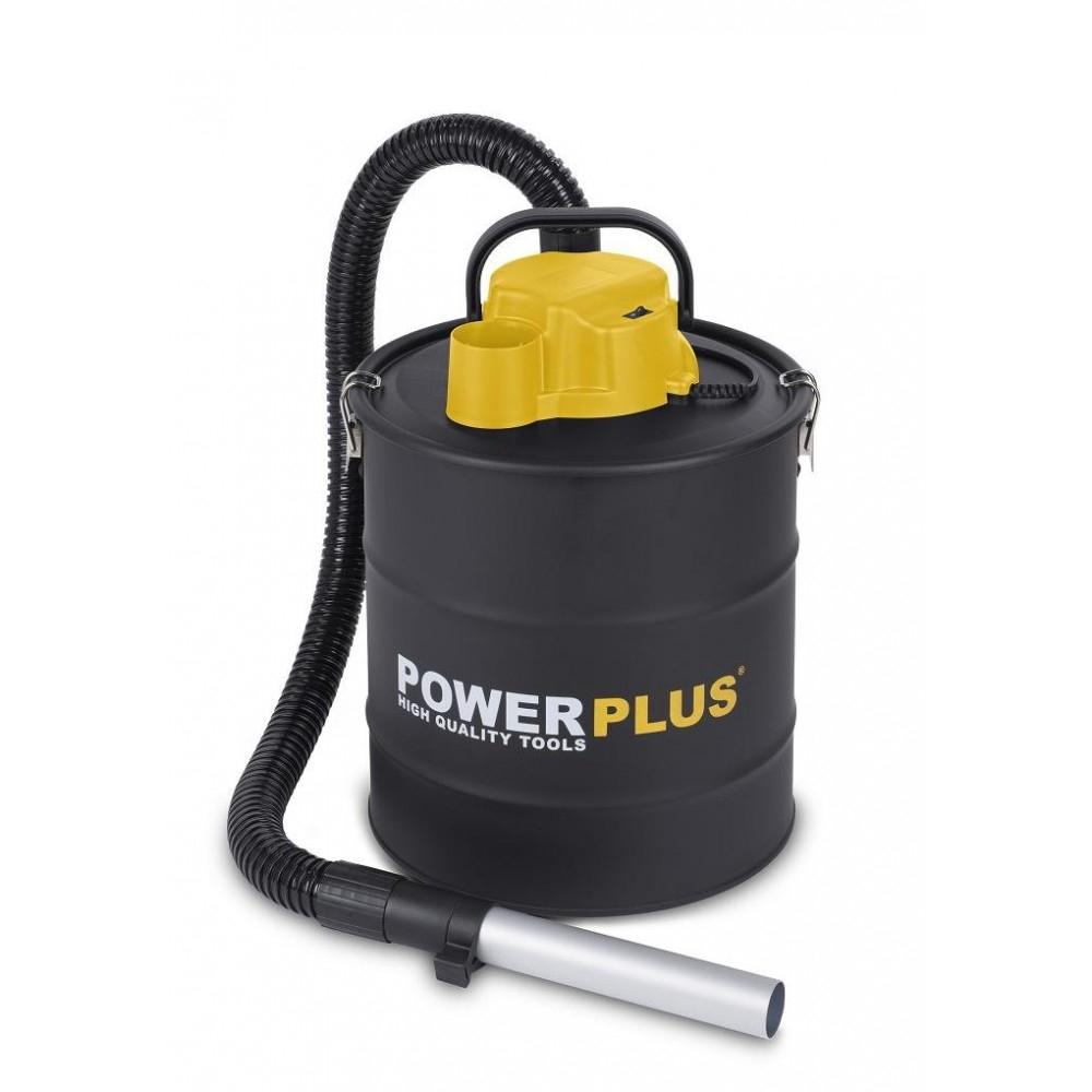 Aspirateur À Cendres 1200W 20L - Powx300 Powerplus | Bricozor à Aspirateur Cendres Cheminée