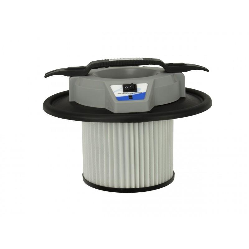Aspirateur Bbq/Cheminée 20L - 1000W - Euro-Titan avec Aspirateur Cheminée