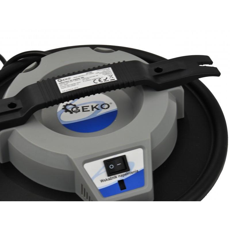 Aspirateur Bbq/Cheminée 20L - 1000W - Euro-Titan intérieur Aspirateur Cheminée
