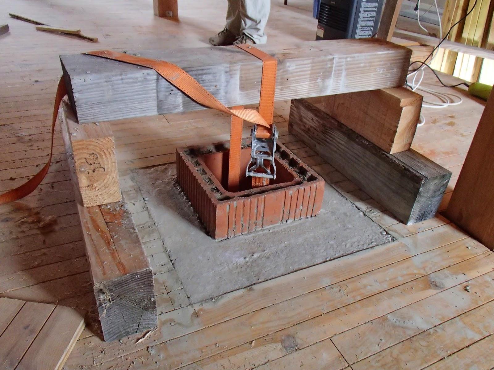 Autoconstruction Bois Et Paille En Vallée D'Ossau (64 à Boisseau Cheminée