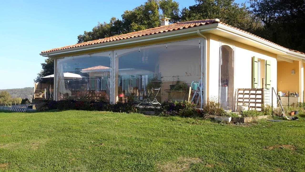 Bache Transparente Avec Oeillet Leroy Merlin - Acoliheritage concernant Rideau Plastique Transparent Pour Terrasse