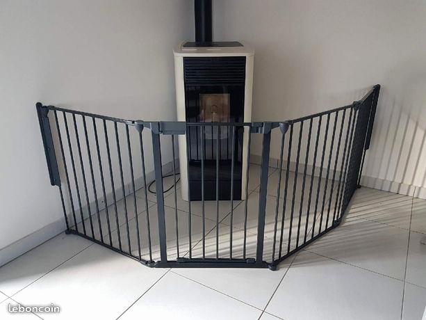 Barriere De Securite Cheminee Leroy Merlin - Securite intérieur Accessoires Cheminée Leroy Merlin