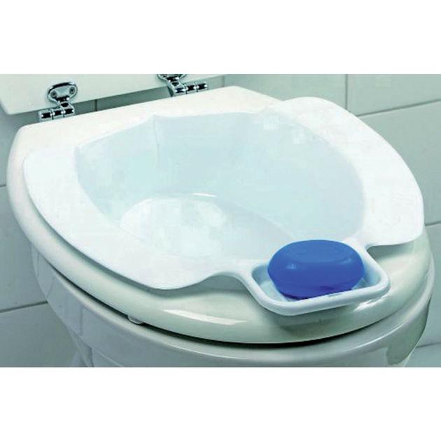 Bidet Amovible Adaptable Sur Wc   Materielmedical dedans Toilette Rehausse