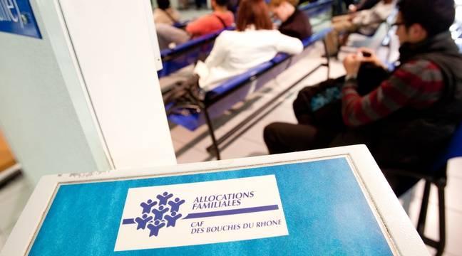 Bouches-Du-Rhône: Plus De 5 Millions D'Euros De Fraude Aux pour Caf Chemin De Gibbes Marseille