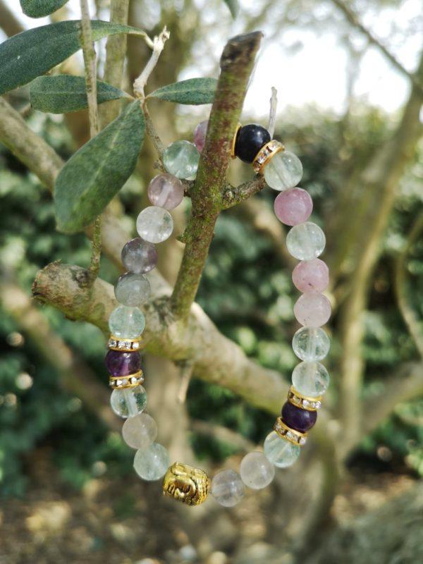 Bracelet Apaisement (Anti-Angoisse) - Inspiration De Vie avec Bracelet Chemin De Vie Avis