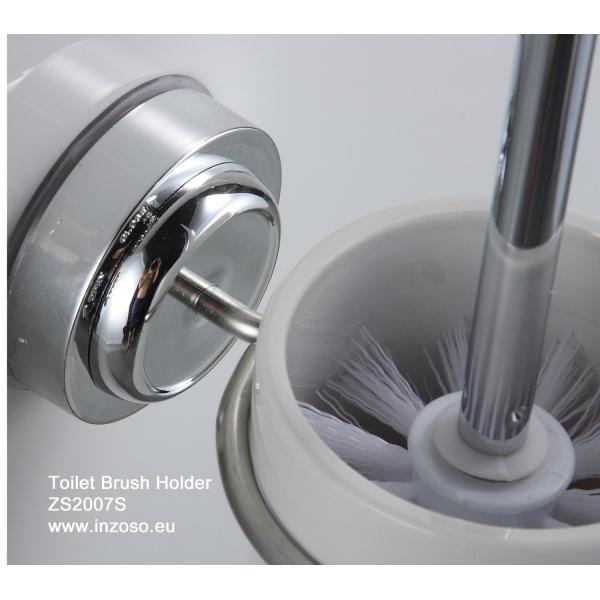 Brosse De Toilette Avec Ventouse Wc. Zoso | Tienda De intérieur Ventouse Toilette