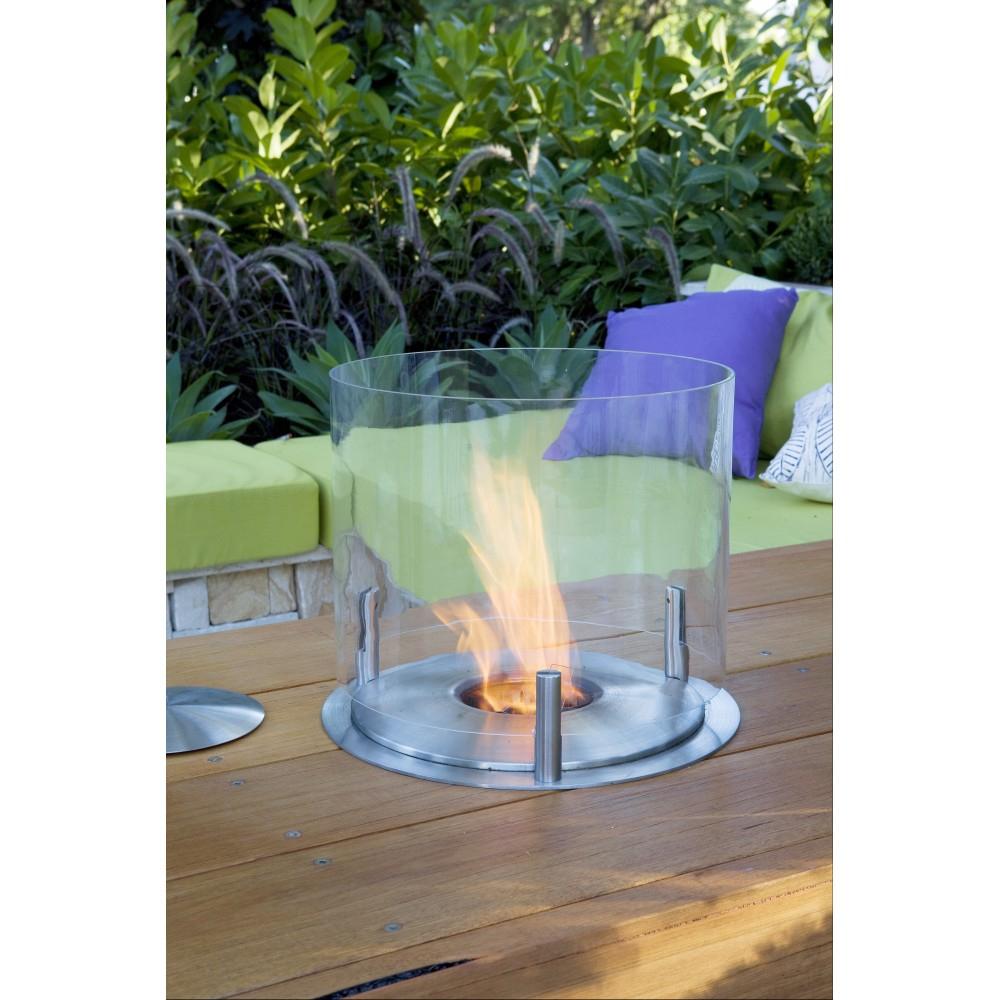 Brûleur Inox Pour Cheminée Bioéthanol Ecosmart Fire Ab3 dedans Bioethanol Pour Cheminée