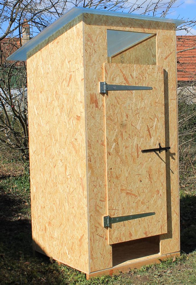 Cabane Toilettes Seches 1Er Prix - Toilettes Seches avec Toilette Seche Exterieur