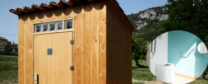 Cabine De Toilette Sèche : Devis Sur Techni-Contact avec Toilette Seche Prix
