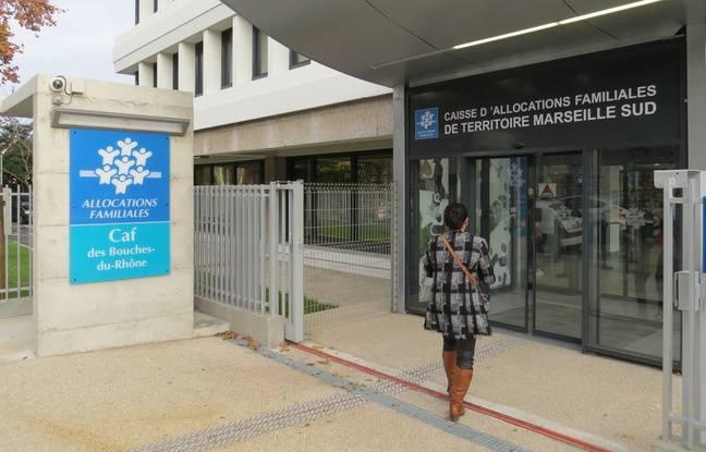 Caf Marseille : Répression Contre Les Allocataires Pour encequiconcerne Caf Chemin De Gibbes Marseille