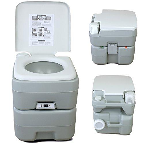 Camping-Toiletten   Wie-Ge.de concernant Toilettes Portables