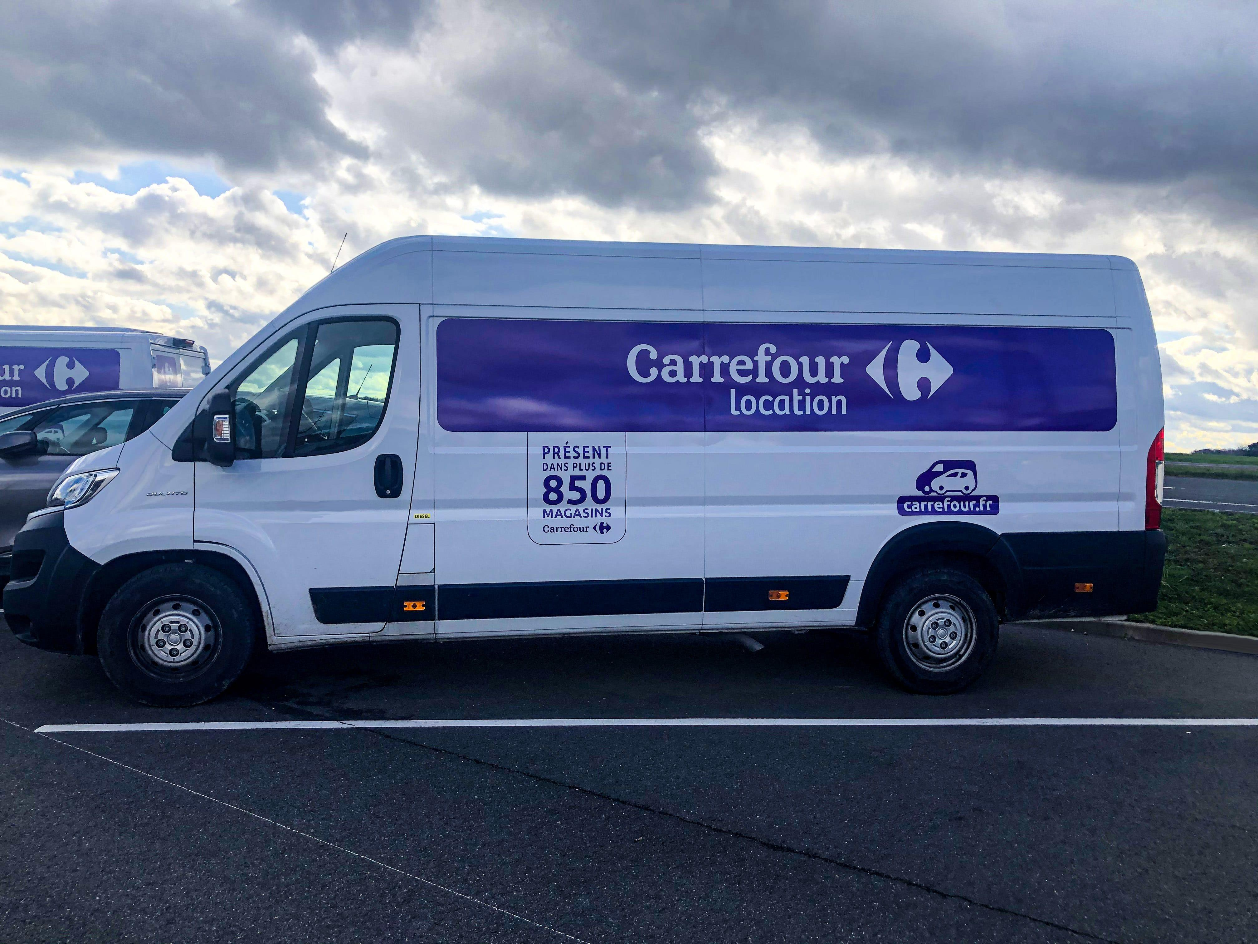 Carrefour Location : Location De Véhicule Vaulx En Velin avec Carrefour Sept Chemins