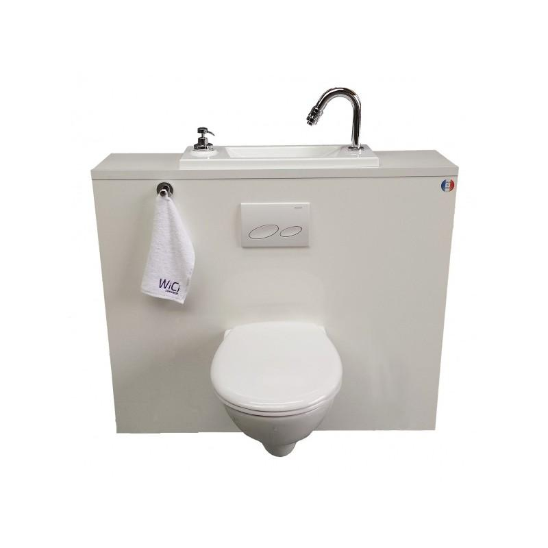 Catégorie Cuvette Wc Du Guide Et Comparateur D'Achat à Toilette Suspendu Avec Lave Main