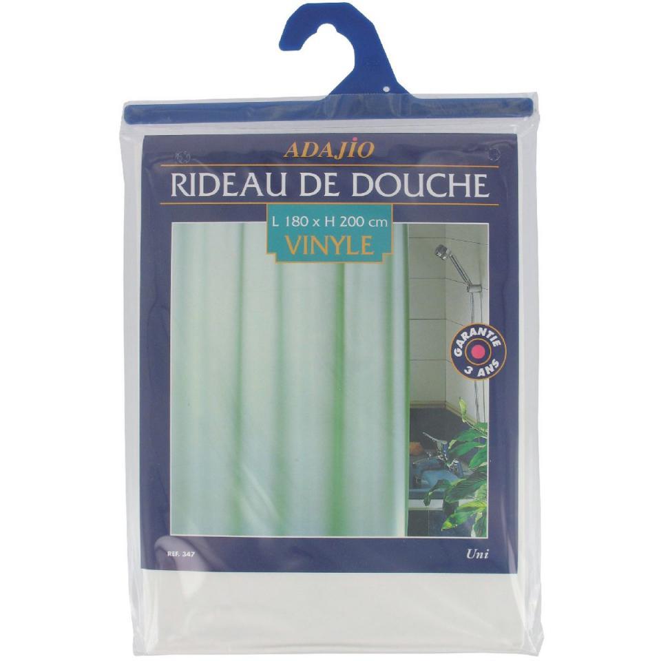 Catégorie Rideaux De Douche Du Guide Et Comparateur D'Achat encequiconcerne Rideau Hauteur 180