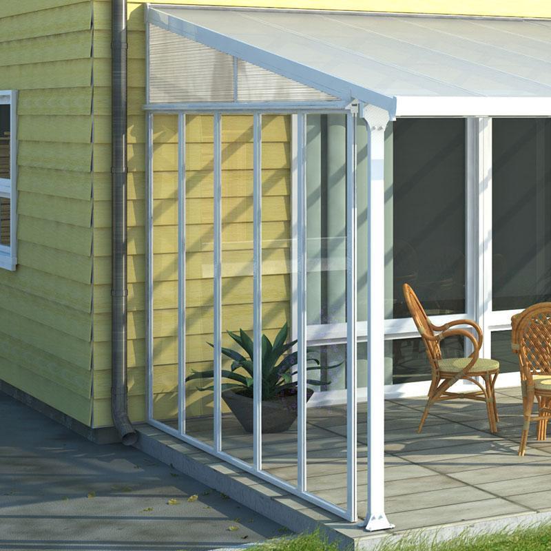 Catgorie Barnums Pergola Et Tonnelle Page 2 Du Guide Et à Rideau Plastique Transparent Pour Terrasse