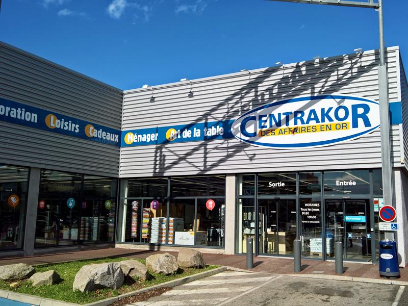 Centrakor - Vaulx En Velin - 69120 pour Carrefour Sept Chemins
