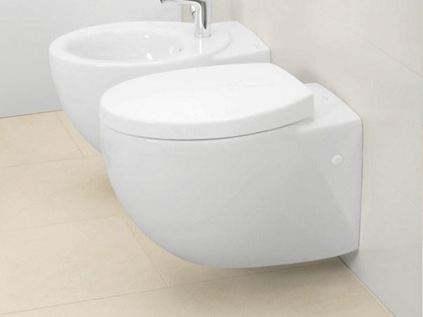 Ceramic Toilet Aveo New Generation Collection By Villeroy concernant Toilette Villeroy Et Boch