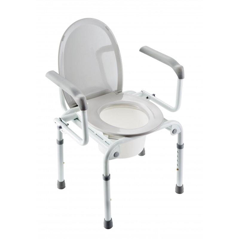 Chaise De Toilette, Cadre De Wc Invacare Izzo dedans Surelevateur De Toilette