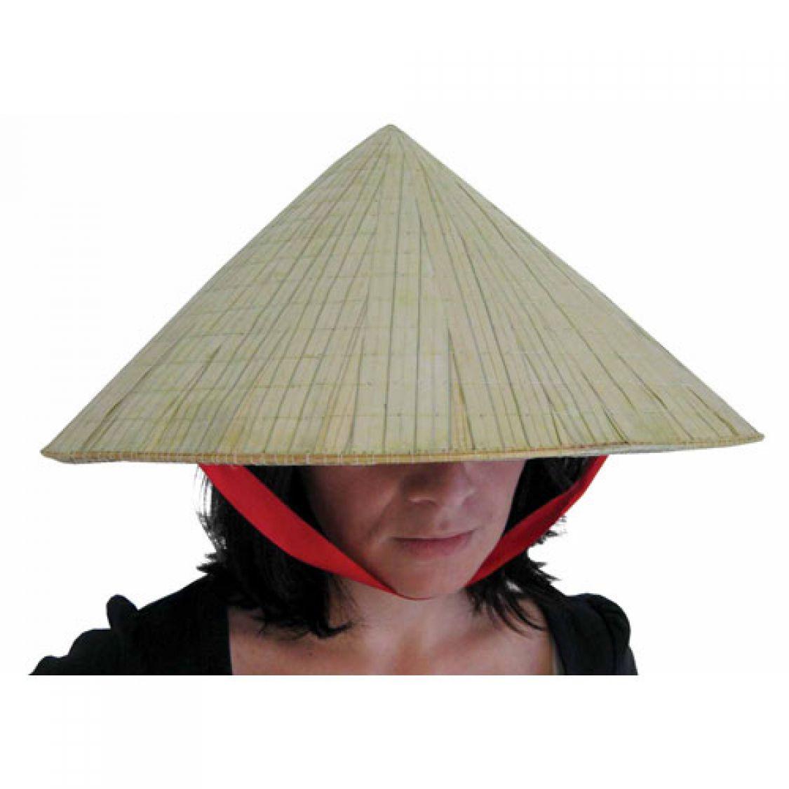Chapeau Paille Vietnamien pour Chapeau Chinois Cheminée