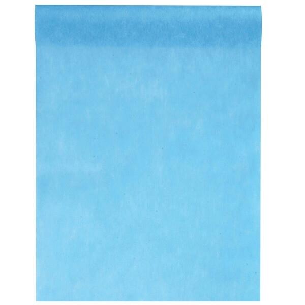 Chemin De Table 30Cm Bleu Turquoise (X25M) Ref/5696 pour Chemin De Table Bleu Clair