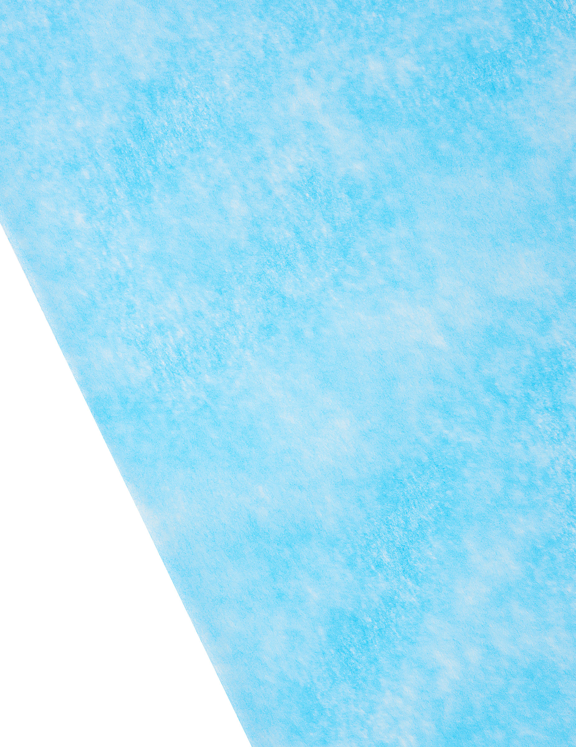 Chemin De Table Intissé Bleu Turquoise 10 M, Décoration intérieur Chemin De Table Bleu Clair