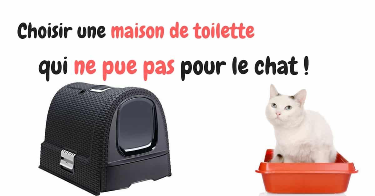 Choisir La Maison De Toilette Du Chat - Comparatif concernant Toilettes Pour Chat