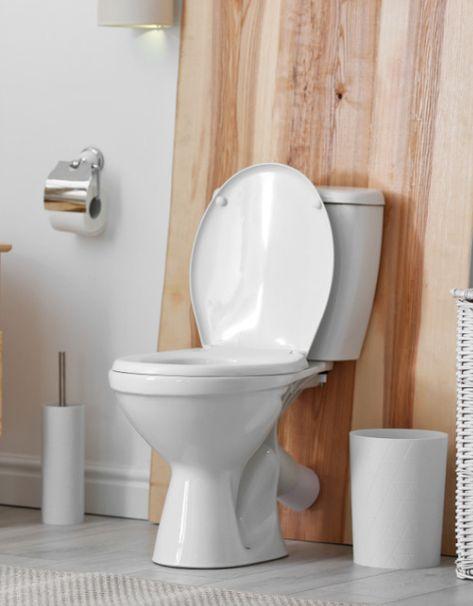 Comment Bien Nettoyer La Cuvette Des Toilettes   Toilettes encequiconcerne Tartre Toilette