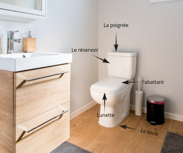 Comment Bien Nettoyer Ses Toilettes En 3Min ?   Blog dedans Tartre Toilette