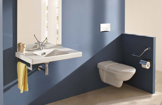 Comment Installer Des Wc Pour Pmr | Espace Aubade tout Toilette Pmr