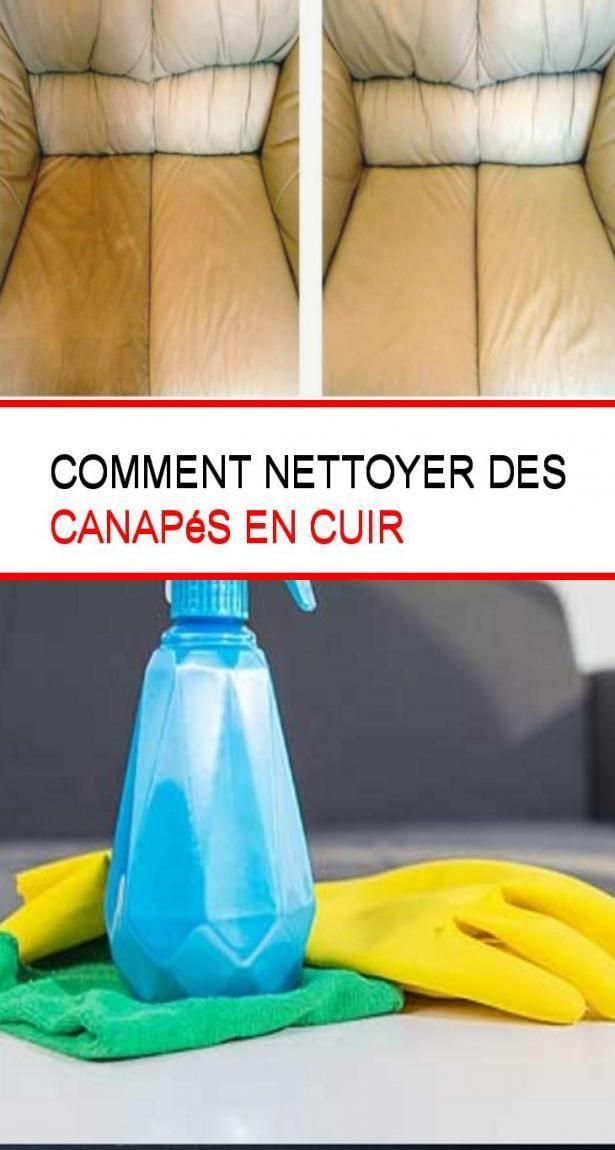 Comment Nettoyer Des Canapés En Cuir   Canapé Cuir dedans Comment Retirer Le Calcaire Sur Une Vitre De Douche