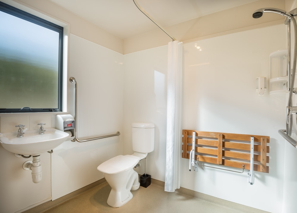¿Cómo Adaptar Tu Baño Para Personas Con Discapacidad dedans Toilette Pmr