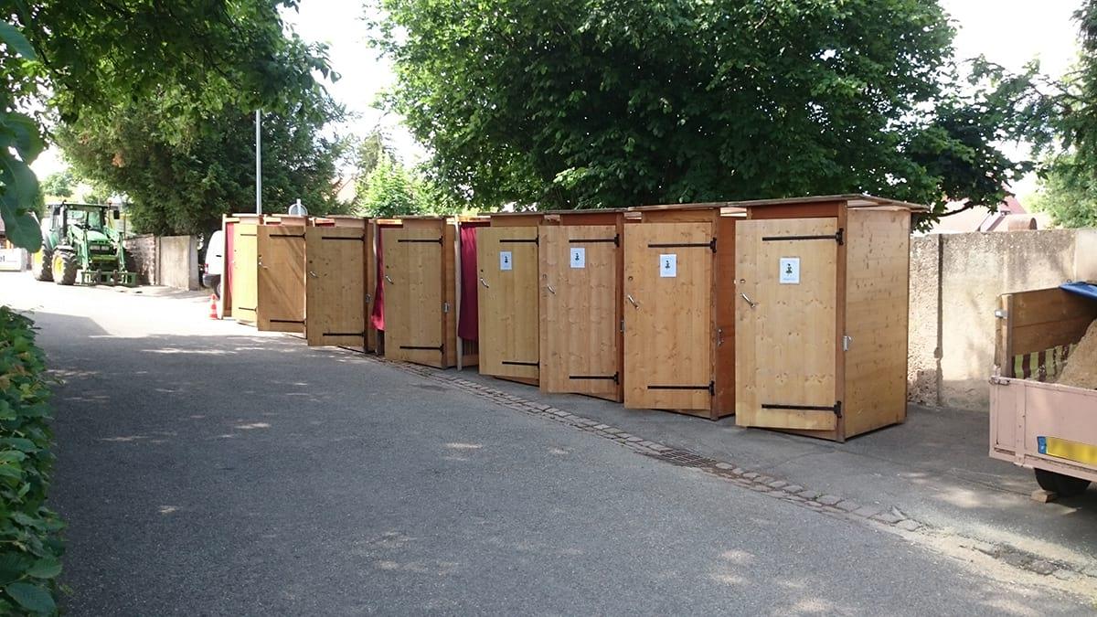 Compétition Sportive - Ecoterre - Toilettes Sèches Vente avec Toilettes Seches Vente