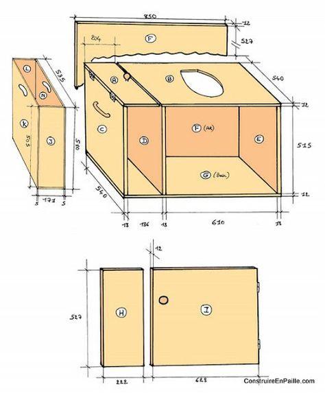 Construction Des Toilettes Sèches | Toilette Seche pour Toilette Seche Construction